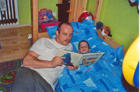 väter-fotowettbewerb 2007 - familien-willkommen.de, Hause deko
